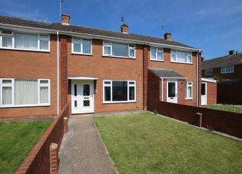 Thumbnail 3 bed terraced house for sale in Hatherleigh Road, St Thomas, Exeter