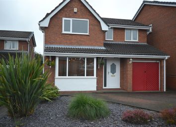 Thumbnail 4 bed detached house for sale in Grey Heights View, Chorley