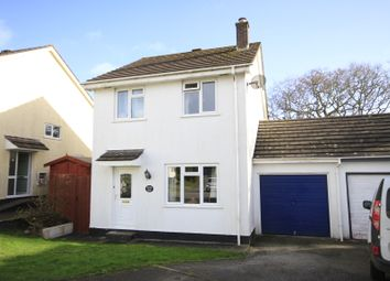 Thumbnail 3 bed detached house for sale in Treverbyn Road, Goldenbank, Falmouth