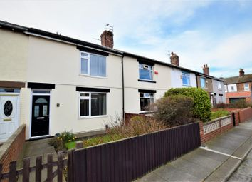 Thumbnail 2 bed terraced house for sale in Elm Road, Redcar