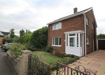 Thumbnail 3 bed detached house to rent in Riverside Drive, Branston, Burton-On-Trent