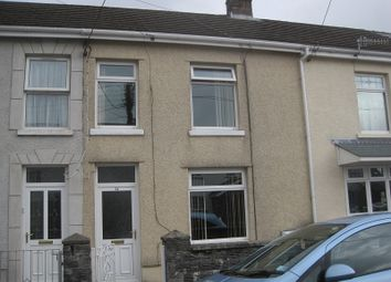 Thumbnail 3 bed terraced house to rent in Cwmtawe Road, Penrhos, Ystradgynlais, Swansea.