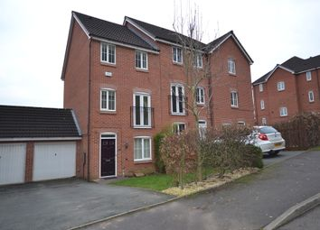 Thumbnail 3 bed terraced house to rent in Valley View, Clayton, Newcastle-Under-Lyme
