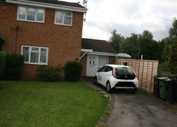 Thumbnail 3 bed semi-detached house to rent in Princeton Gardens, Pendeford, Wolverhampton