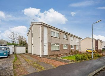 Thumbnail 2 bedroom flat for sale in Laightoun Court, Condorrat, Cumbernauld, North Lanarkshire