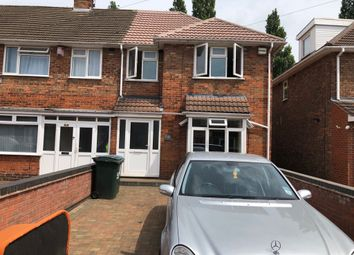 Thumbnail 3 bed terraced house to rent in Berkswell Road, Coventry