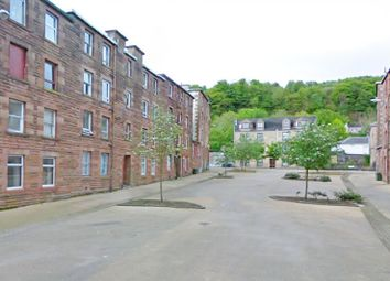 Thumbnail 1 bed flat for sale in 4, Wallace Street, Flat 2-1, Port Glasgow PA145Rb