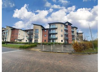 Thumbnail 2 bed flat for sale in Allen Close, Swindon