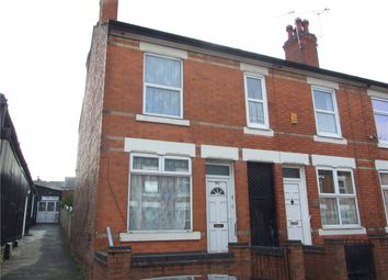 Thumbnail 2 bed end terrace house for sale in Rutland Street, Pear Tree, Derby