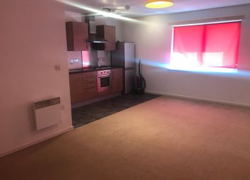 Thumbnail 1 bed flat to rent in Lanchester Court, Burslem