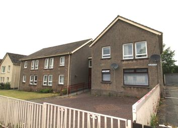 Thumbnail 1 bed flat to rent in Black Street, Airdrie, North Lanarkshire