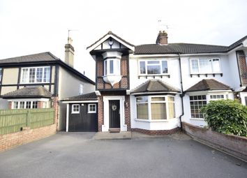 Thumbnail 3 bed semi-detached house to rent in Bromley Heath Road, Bristol