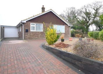Thumbnail 3 bed detached bungalow for sale in Cowgate Lane, Hawkinge, Folkestone, Kent