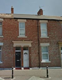 Thumbnail 3 bed flat to rent in Cardonnel Street, North Shields
