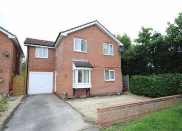 Thumbnail 4 bed detached house for sale in Heytsbury Gardens, Grange Park, Swindon