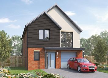"""Thumbnail 4 bed detached house for sale in """"The Holbury"""" at Cherry Wood Way, Waverley, Rotherham"""