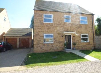 Thumbnail 5 bedroom detached house to rent in Diamond Close, Easton On The Hill