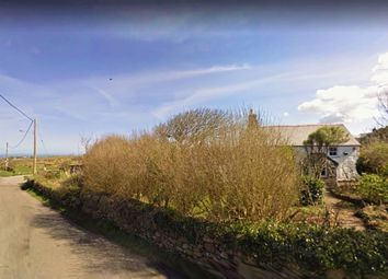 Thumbnail 4 bed detached house for sale in Boscaswell Downs, Pendeen, Penzance, Cornwall.