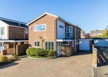 Thumbnail 4 bed detached house to rent in Bell Acre, Letchworth Garden City