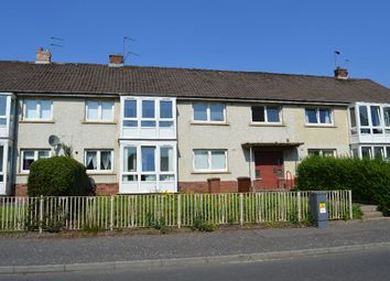 Thumbnail 2 bed flat for sale in Kirkshaws Road, Coatbridge