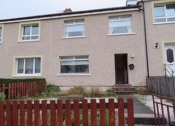 Thumbnail 3 bed terraced house for sale in Croy Road, Coatbridge