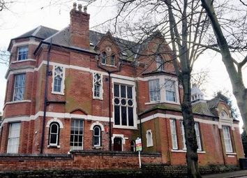 Thumbnail 1 bed flat for sale in Gladstone Court, 1 Cavendish Crescent South, The Park, Nottingham