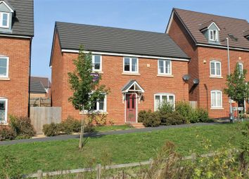 Thumbnail 4 bed detached house for sale in Harness Walk, Ross-On-Wye