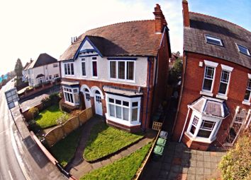 Thumbnail 5 bed semi-detached house for sale in Chester Road North, Kidderminster