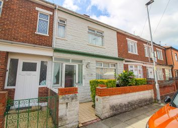 Thumbnail 2 bed terraced house for sale in Hampshire Street, Portsmouth