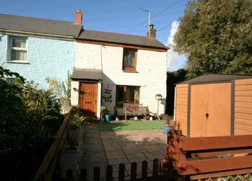 Thumbnail 3 bed end terrace house for sale in Whitehall, Scorrier, Redruth