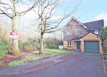 Thumbnail 3 bed detached house for sale in Berber Close, Whiteley, Fareham