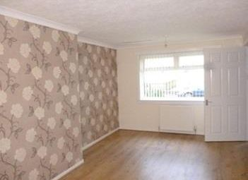 Thumbnail 2 bed terraced house to rent in Blarene Drive, New Cumnock, Cumnock