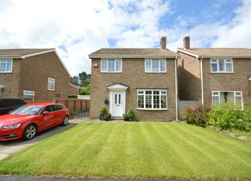 Thumbnail 4 bed detached house for sale in The Limes, Burniston, Scarborough
