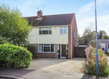 Thumbnail 3 bed semi-detached house for sale in Portland Close, Mickleover, Derby