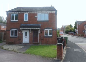 Thumbnail 2 bed property to rent in St Aubin Drive, Dawley Bank, Telford