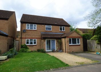 Thumbnail 4 bed detached house for sale in Ashgrove Close, Hardwicke, Gloucester