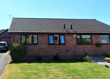 Thumbnail 1 bed semi-detached bungalow to rent in Garbet Close, Wem, Shrewsbury