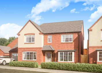 Thumbnail 4 bed detached house for sale in Moor Lane, Aston-On-Trent, Derby