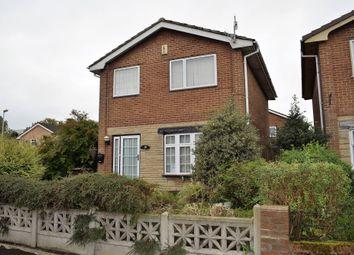 Thumbnail 3 bed detached house for sale in Cambridge Drive, Padiham, Burnley, Lancashire