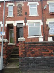 Thumbnail 2 bed terraced house to rent in Mynors Street, Hanley, Stoke-On-Trent
