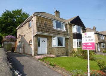 Thumbnail 3 bed semi-detached house for sale in Windermere Road, Great Horton, Bradford
