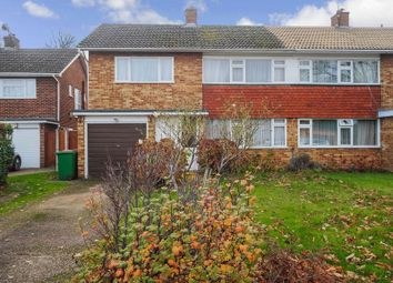 Thumbnail 3 bed semi-detached house for sale in Ravensfield, Langley, Slough