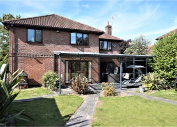 Thumbnail 5 bed detached house for sale in Barnoldby Road, Waltham