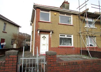 Thumbnail 2 bed semi-detached house for sale in Regent Street West, Neath, Neath Port Talbot.