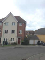 Thumbnail 4 bedroom town house to rent in Kittiwake Court, Stowmarket