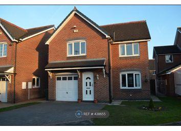 Thumbnail 4 bed detached house to rent in Slaidburn Close, Milnrow, Rochdale