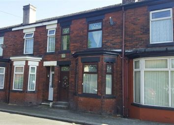 Thumbnail 2 bedroom terraced house for sale in Brandram Road, Prestwich, Manchester