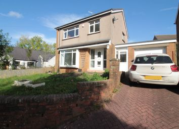 Thumbnail 3 bed detached house to rent in The Highway, New Inn, Pontypool