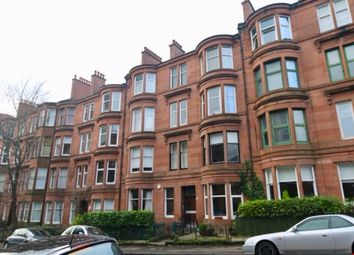 Thumbnail 1 bedroom flat to rent in Lyndhurst Gardens, North Kelvinside, Glasgow G20,