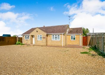 Thumbnail 3 bed detached bungalow for sale in High Road, Guyhirn, Wisbech